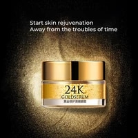 24k gold serum eye cream hyaluronic peptide collagen serum anti wrinkle age remover dark circles against puffiness bags creme