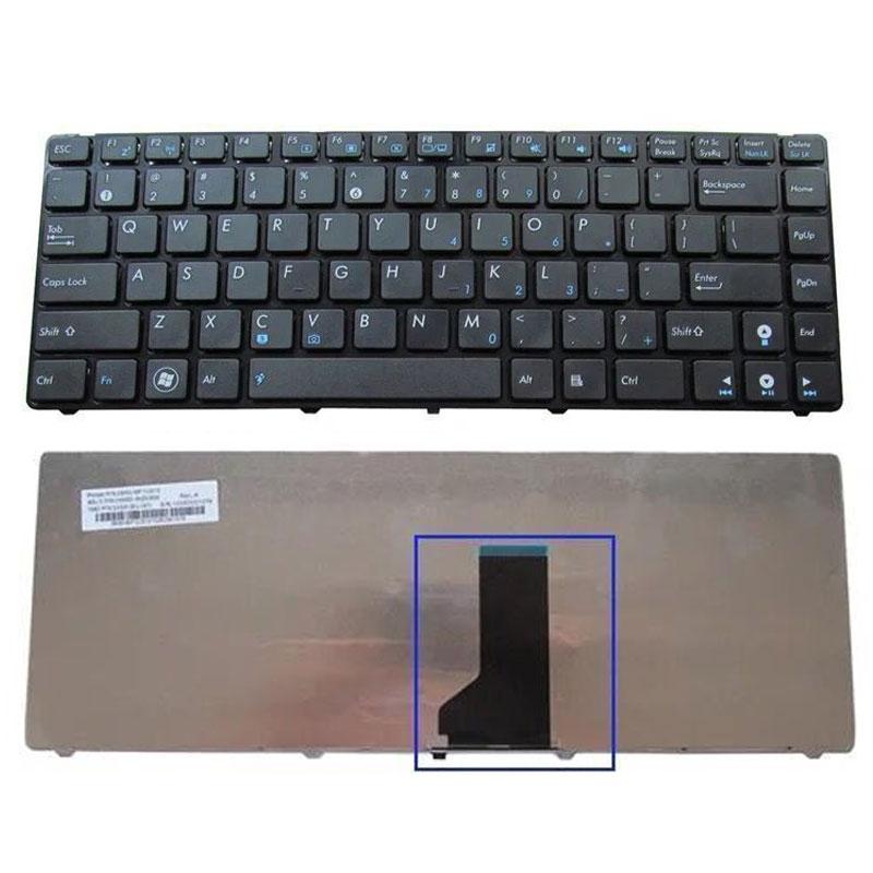 Nuevo teclado para Asus X43S X42J X44H K42D A42J A43S X84 X45V portátil