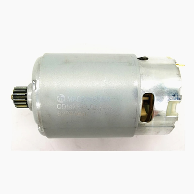 14 zähne DC 12V Motor Motor echtem Teile für MAKITA 6270D 6270DWE 6271DWE 6271D 6270DWPEW 6271DW 629817- 8 Power Tool