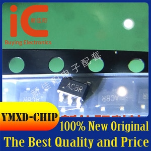 5Pcs/Lot New Original MAX8877EUK33 T Silk Screen ACBR SOT23-5 Low Dropout Regulator In Stock