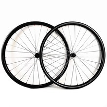 650B vtt disque carbone paire de roues 30x25mm tubeless rodas vtt 27.5 DT 180S 110x15 148x12 VTT roues rayons en alliage de titane