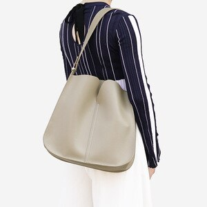 Casual women Shoulder Bags pu leather Bucket bags for female handbag Large capacity ladies Shopping Bag big totes bolsa feminina