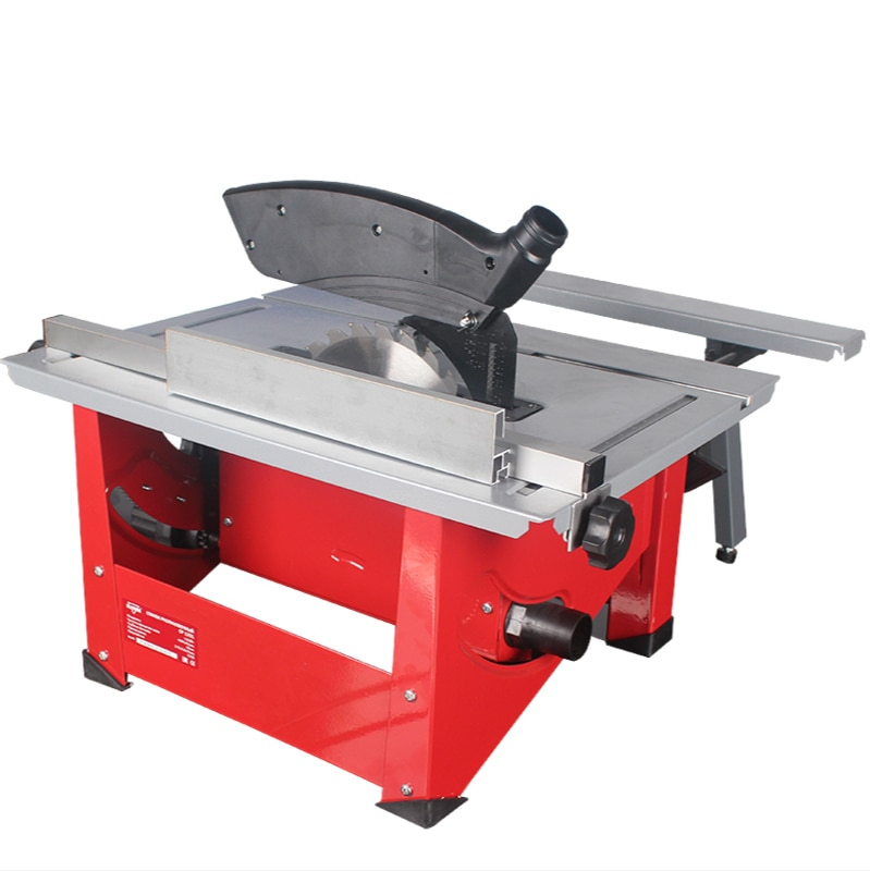 220V JF72101/72102 Sliding Woodworking Table Saw 210 mm Wooden DIY Electric Saw, Circular Angle Adjusting Skew Recogniton Saw
