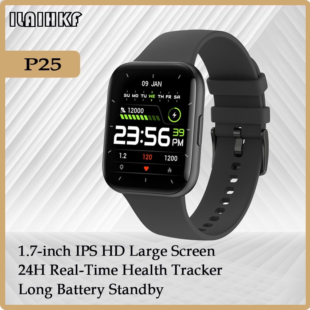 P25 Best Smartwatch Women P8 SE Plus Man Sports Watch Relogio Smart Watches Japanese Support Music Control GPS Tracker Smartband