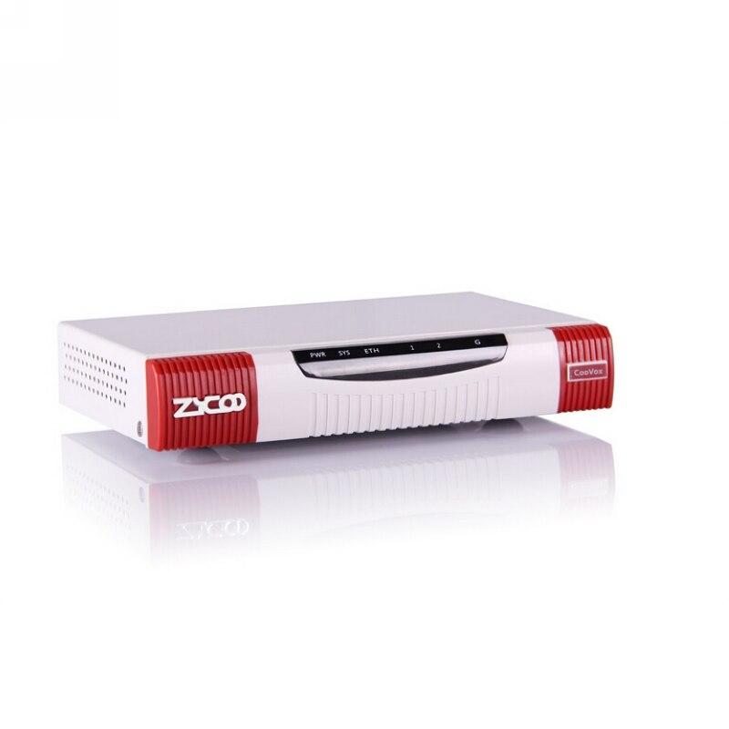 U20 2FXO 20 SIP/IMS bañadores GSM VoIP IP PBX solución de telecomunicación IP inteligente compatible con teléfono IP de escritorio y Aplicación Móvil Inteligente