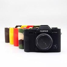 Schöne Kamera Video Tasche Für FUJI Fujifilm XT10 XT-10 XT20 XT-20 XT30 XT-30 Silikon Fall Gummi Kamera fall Schutz Körper abdeckung