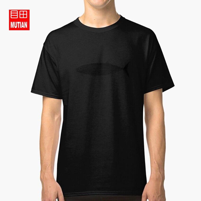 Animales acuáticos-Atun fish camiseta de aleta negra Atun pez pesca comida animal marino Tinta del mar tatuaje