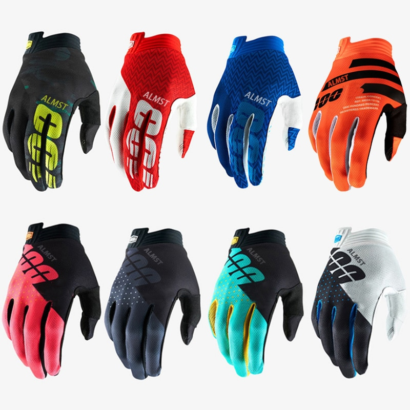 2020 Summer Riding Cycling Gloves Breathable Comfortable Men Women Motorcycle Gloves MX BMX Racing O