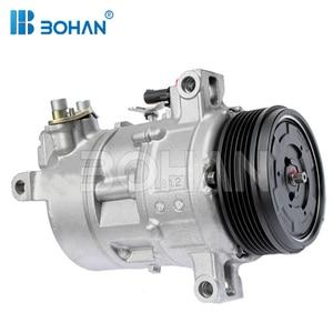5SE12C auto ac compressor For BMW 3 E91 E90 1 E88 E87 E81 447190-6255 64526987766 64526935613 447180-9592 447180-9591 BH-BM054