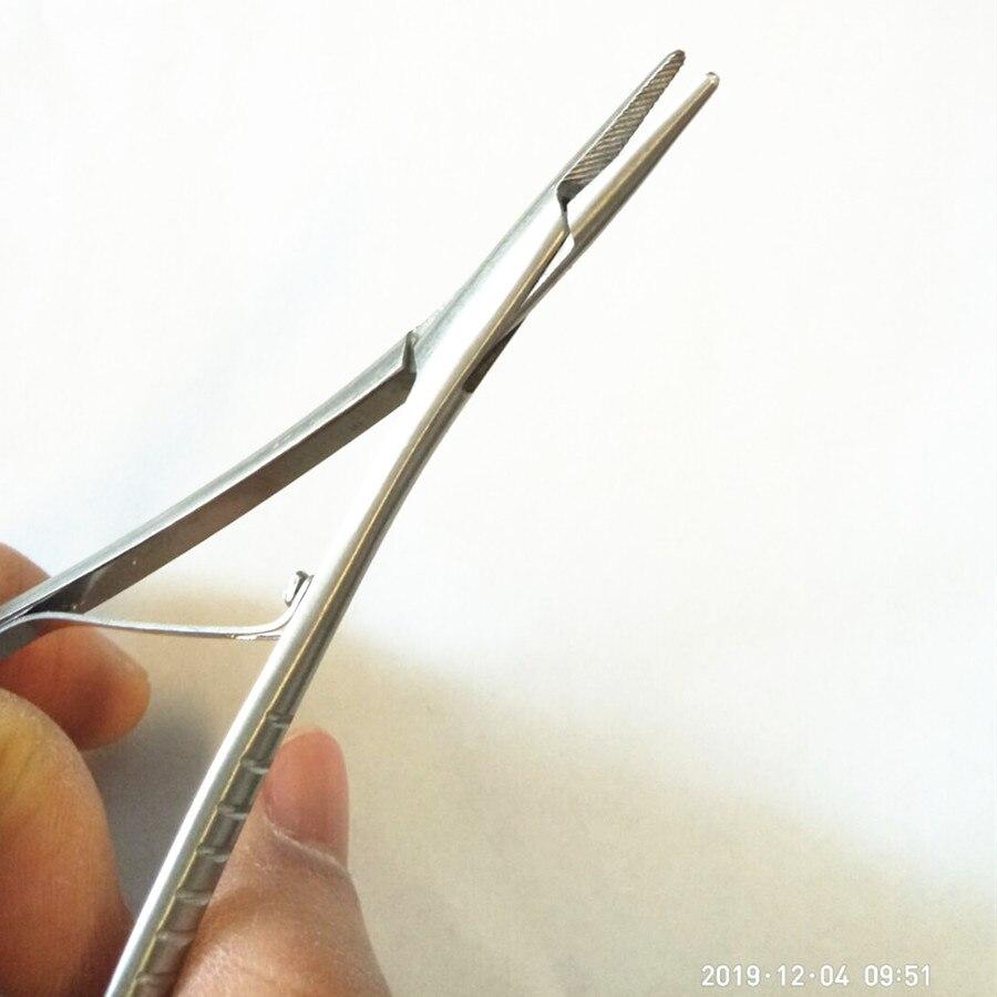 Dental Mathieu Needle Holder Standard 14cm Forceps Plier Surgical Instruments Dental Laboratory Equi