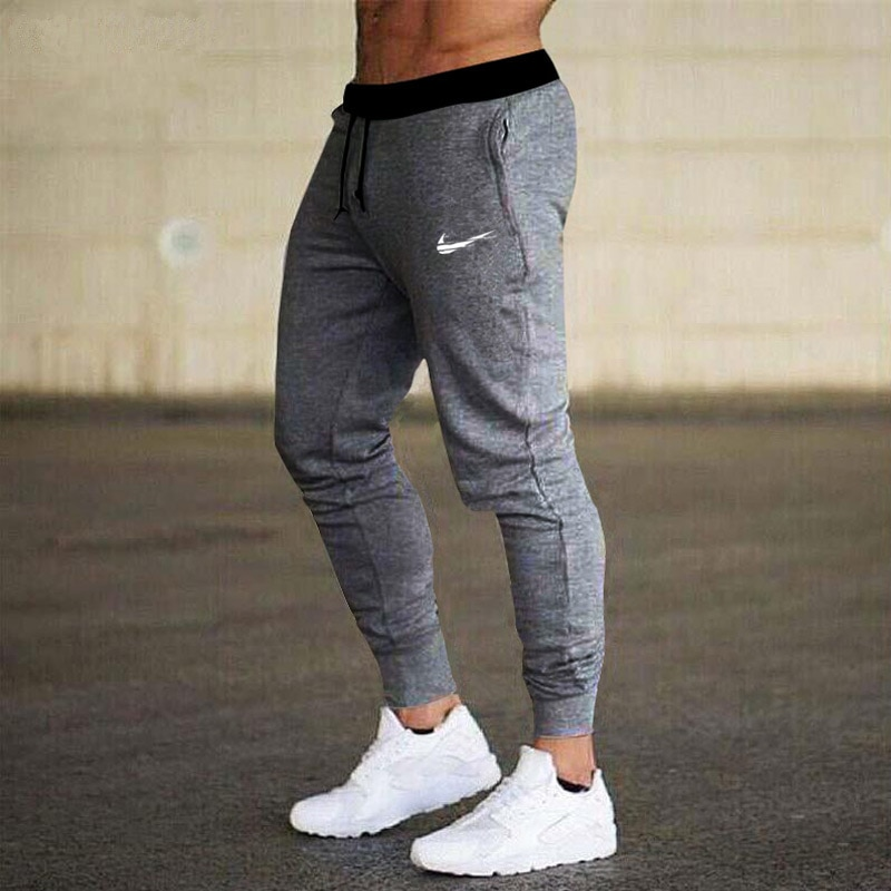 Spring New Men's Sports Pants Sports Training Pants Gym Quality Running Jogging Pants Fitness Pants Men