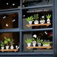 Autocollants muraux porte en verre  decoration de cafe  sparadrap pour la maison  citations dart mural A1