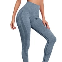 hip lifting breathable tights running fitness yoga clothes ladies seamless yoga pants workout clothes leggings women