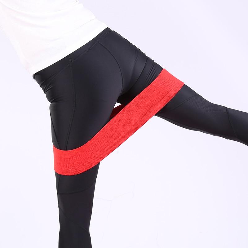 Купить с кэшбэком Neutral Ring Resistance Band Hip Resistance Band Fitness Equipment for Fitness Exercise Legs More Comfortable Anti-skid Design