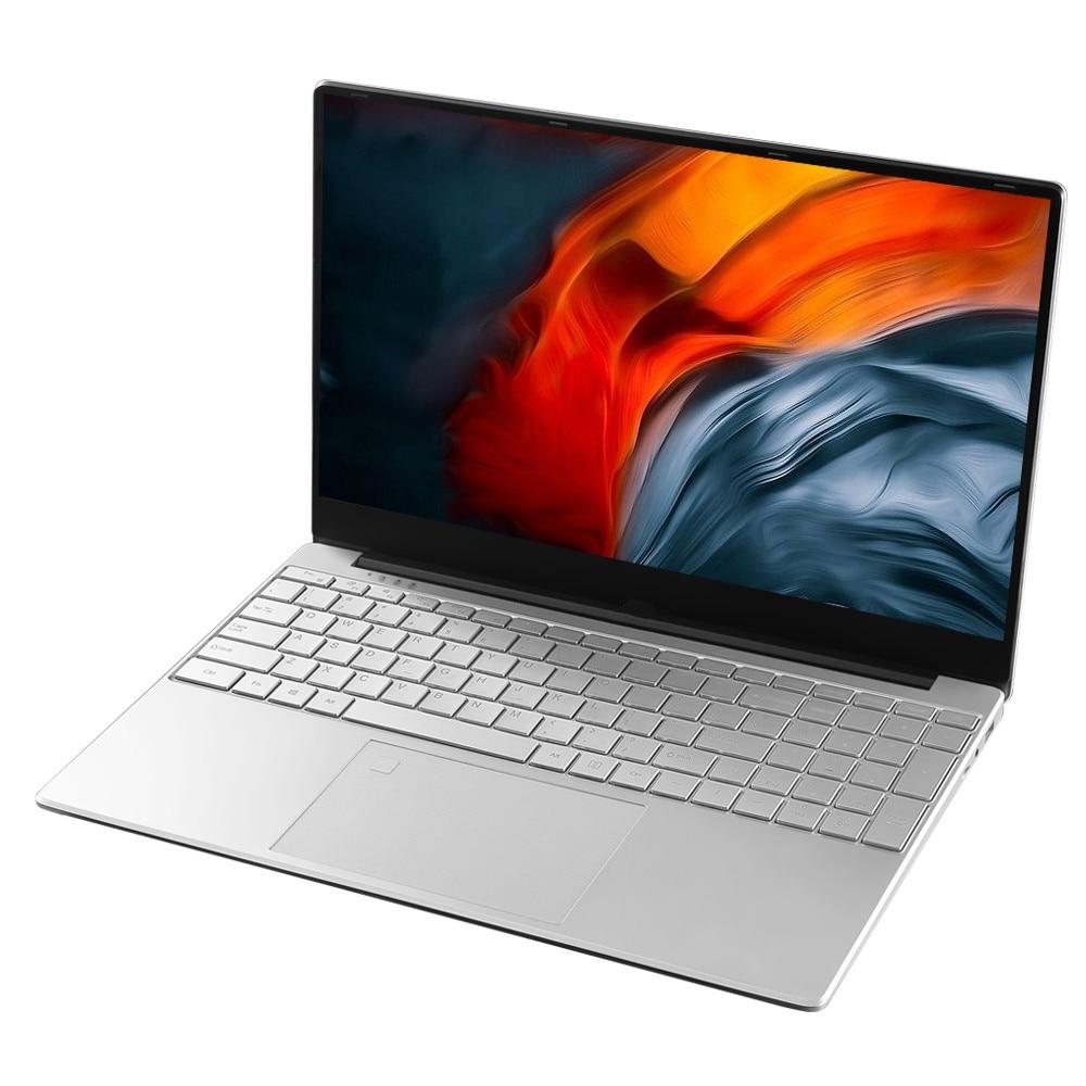 Promo Intel Celeron J4125 15.6 inch Windows 10 Pro 1920*1080 Games office Laptop RAM 12GB Rom 256GB 512GB/1TB 2TB 1.5TB SSD Note Book