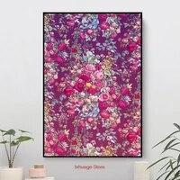 Bouquety mode Style toile peinture Art imprimer affiche photo mur salon Decor a la maison