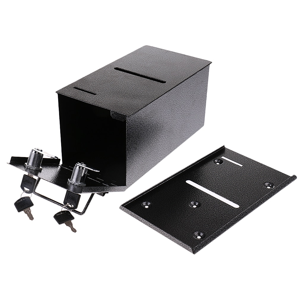 Покерный стол с двойной блокировкой в домашнем стиле, коробка для хранения чипов от продавцов казино, коробка для хранения денег-0