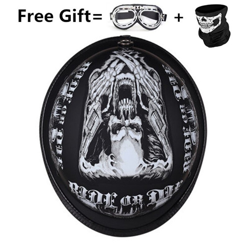 Capacete do vintage meia face capacete da motocicleta capacetes vespa helm vintage retro casco parágrafo couro preto alemão solda