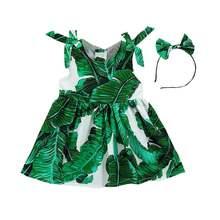 Recién llegado, superventas, elegante traje de 2 uds., vestidos para niñas, dulce y encantador vestido sin mangas de tul informal para niños pequeños + diadema
