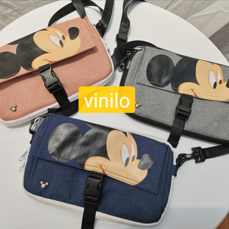 Disney Mickey maus frauen männer schulter umhängetasche dame minnie handtasche reisetasche handy tasche