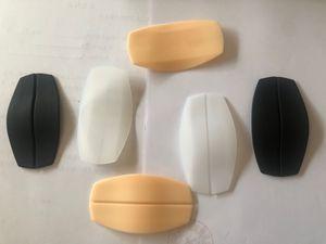 WWomen's Soft Silicone Bra Strap Cushions Holder Non-slip Shoulder Protectors Pads
