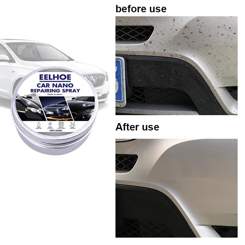 20ml Car Repair Cream Nano Automotive Coating Paste Car Maintenance Coated Car Maintenance Car Care