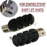 for zontes zt310t 310t1 zt 310t2 front rear footrest motorcycle footrest foot pegs zontes zt 310t 310 t1 zt 310 t2