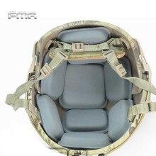 FMA kask ochronny Pad Airsoft hełm wojskowy podkładki ochronne dla CP kask do gier wojennych i paintballa poduszka akcesoria do kasku