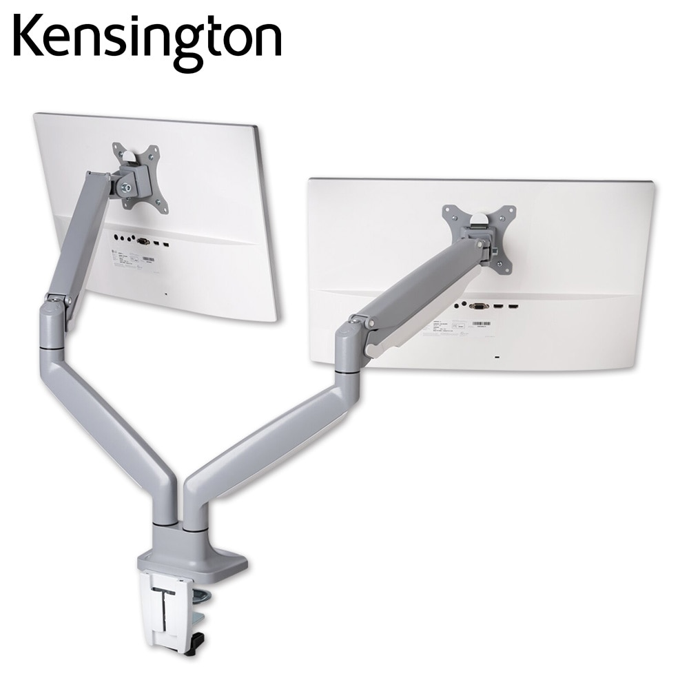 كينسينجتون SmartFit®لمسة واحدة ارتفاع المواد المعدنية قابل للتعديل المزدوج ذراع مراقبة K55471WW ل 13-32
