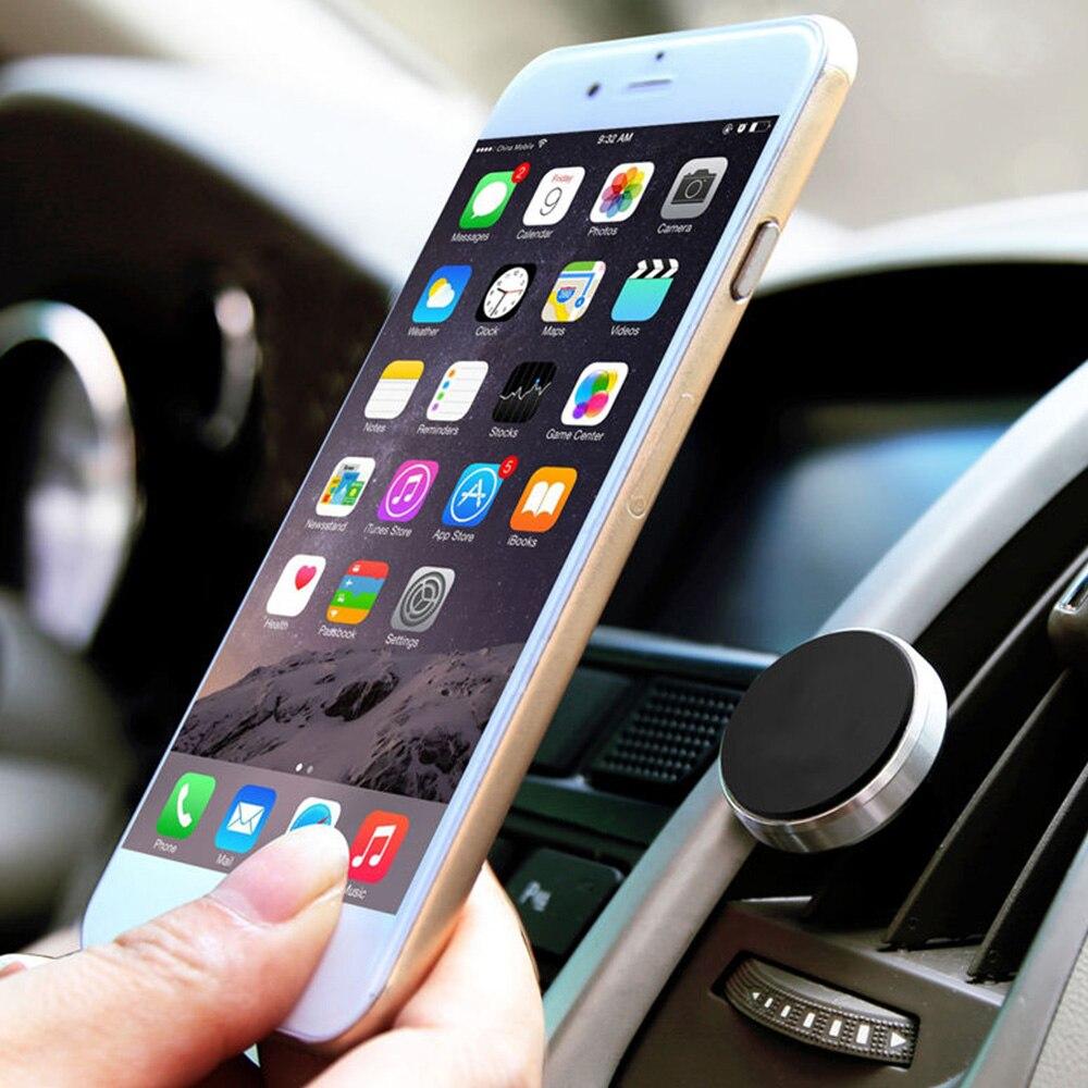 Универсальный автомобильный магнитный держатель для мобильного телефона Fiat 500 Opel Insignia Vectra Suzuki Swift Sx4 hyundai Ix35 Creta Nissan