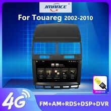 JMANCE pour Volkswagen Touareg GP 2002-2010 autoradio multimédia lecteur vidéo Navigation GPS Android 10 carplay No 2din 2 din dvd