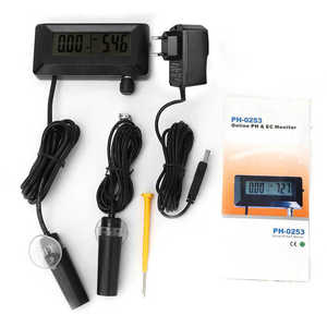 Water Quality Monitor 2in1 Water Quality Meter for Aquarium Laboratories