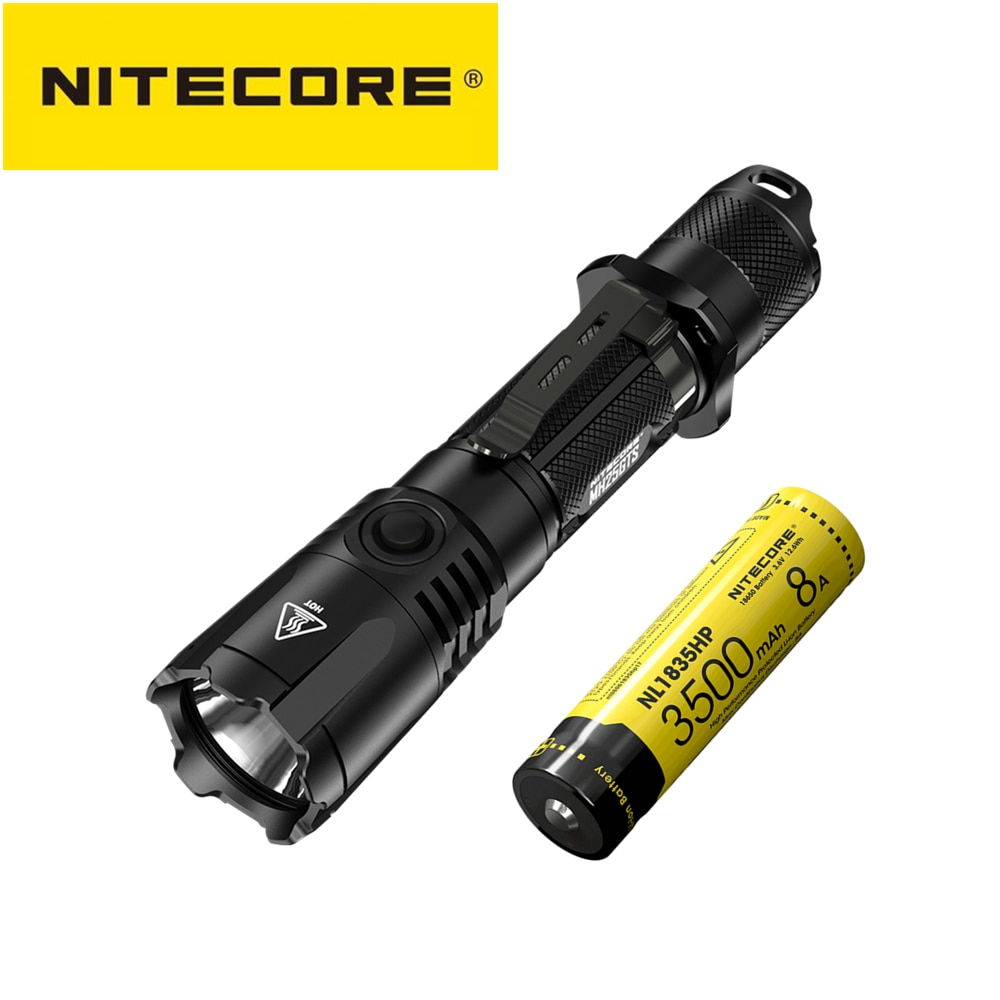 nitecore mh25gts lanterna tatica usb recarregavel de alta brilhante ultra brilhante