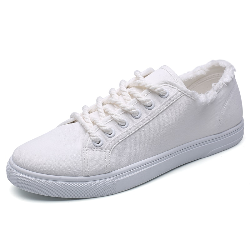 Spring and Autumn 2021 New Comfortable Lace-up Soft Bottom Male Shoes All-match Shoes for Men Flat B
