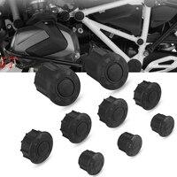 Крышка отверстия для рамы мотоцикла, крышка, заглушка для BMW R1200GS R 1200 GS LC Adventure ADV R1250GS R 1250 GS Adventure 2014-2020 2021 2019