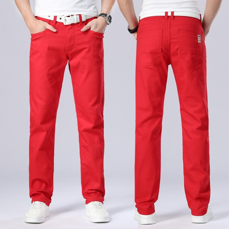 EAN-Pantalones vestidos acampanados de Chándal Ajustados para Hombre de Alta Calidad De...