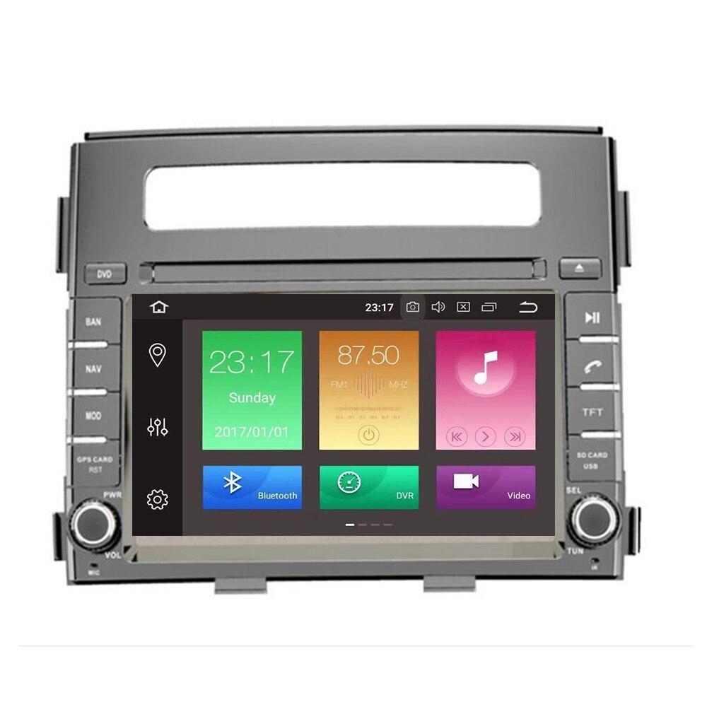 Octa-core android 10 4gb ram 3g 4g wifi dab + rds carro dvd player multimídia rádio estéreo para kia soul 2011 2012- 2019 aux vídeo