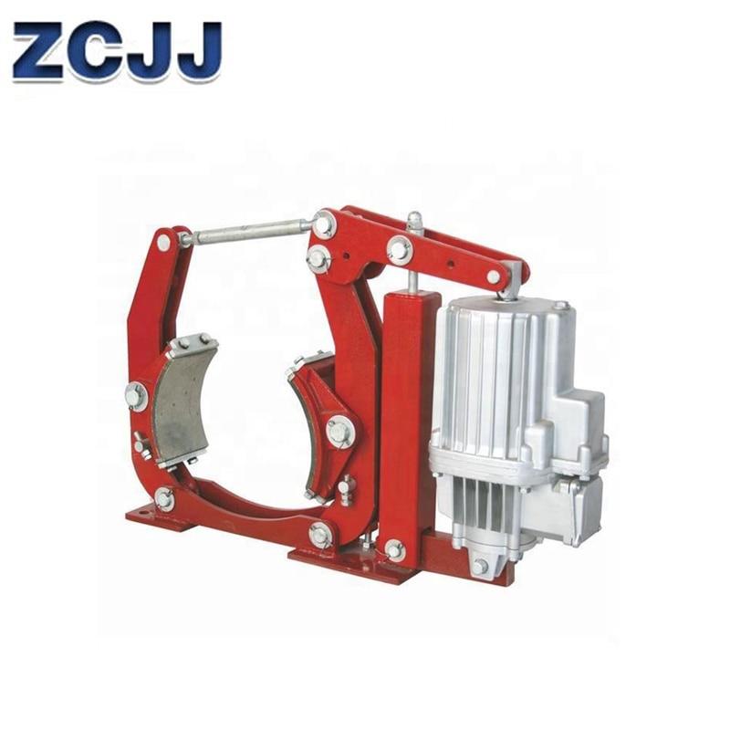 Tower Crane Electric Hydraulic Thruster Drum Brake enlarge