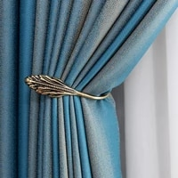 high end light curtains for living dining room bedroom luxury curtain fabrics simple and modern american jacquard highprecision