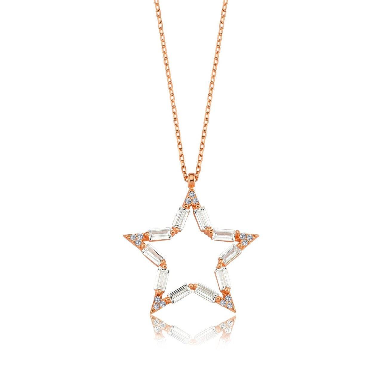 Trendy For Woman 925 Summer Fashion Jewelry Zircon Gift Necklace Cute Accessories High Quality Retro Crystal Pendant Swarovski