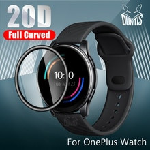 20D Curved Edge Protective film for OnePlus Watch Scratch resistant soft screen protector Smart watc