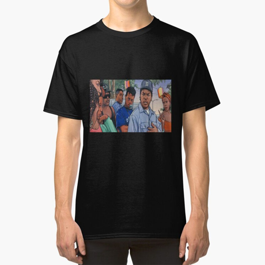 Boyz N The Hood T - Shirt Hip Hop Boyz In The Hood