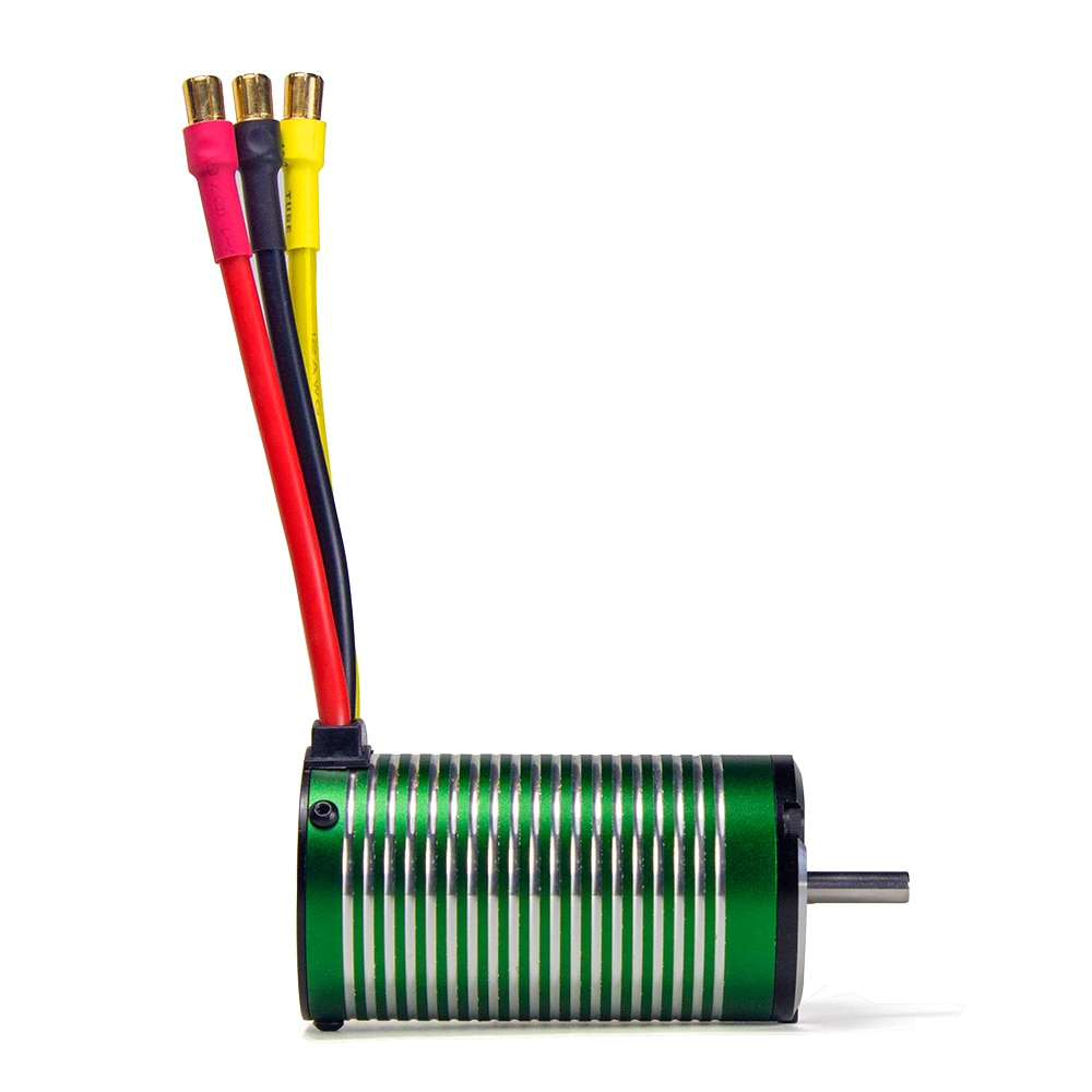 X-TEAM 4074 Series Brushless DC Motor Electromotor for Remote Control RC Cars 1/8 Trial On-Road Buggy Monster Refit Upgrade enlarge