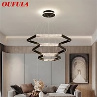 oufula pendant lights nordic creative contemporary home led lamp fixture for decoration dinning room