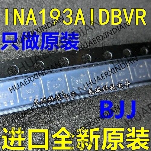 10 unids/lote nueva INA193AIDBVR BJJ SOT23-5 en stock
