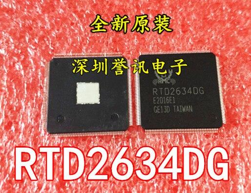 100% Original Novo RTD2634DG RTD2634D RTD2634DD Em Estoque