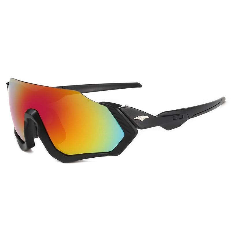 Sport Rimless Sunglasses Men Coating Lens Glasses Windproof Drive Shades Fashion 2020 Sun Glasses Vi