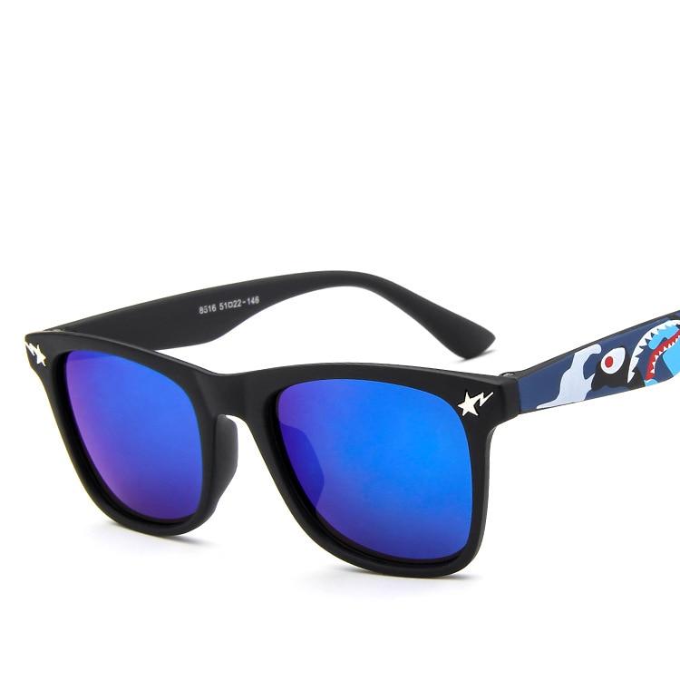 Gafas De Sol De diseño De marca para niños y bebés, lentes...