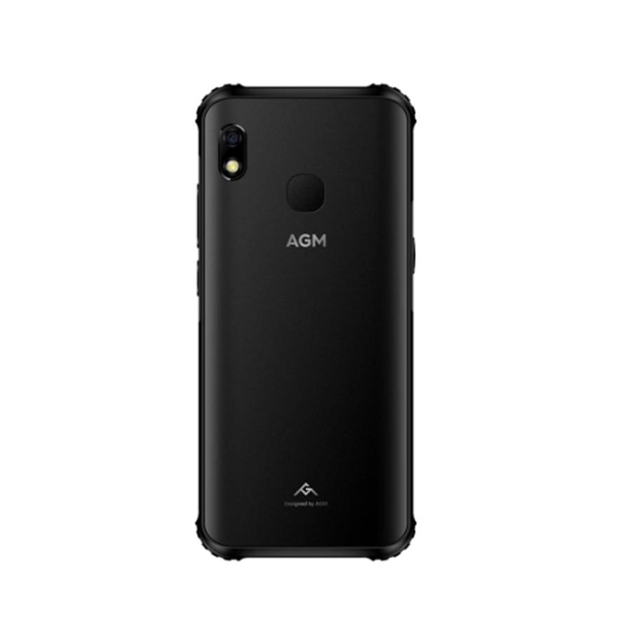 Перейти на Алиэкспресс и купить AGM A10 передний расположенный динамик 5,7 дюймHD + 6G + 128G Quad-Coer Android™Прочный телефон 9 дюймов 4400 мАч IP68 водонепроницаемый смартфон