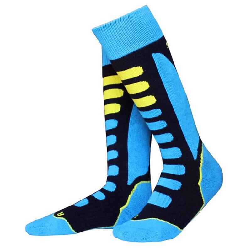 Men Women Winter Warm Thermal Ski Socks Thick Cotton Sports Snowboard Cycling Skiing Soccer Socks Thermosocks Leg Warmers Sock enlarge